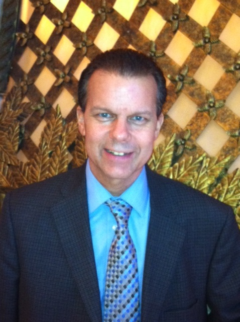 Dean Welter Portrait