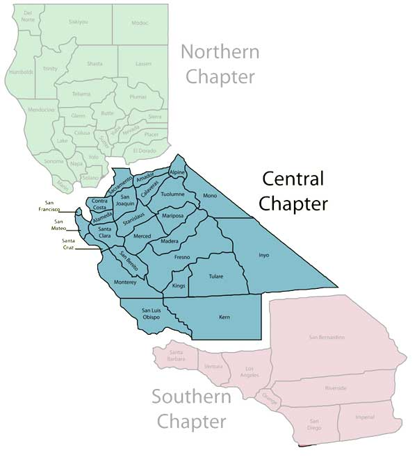 Central Chapter